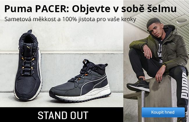 Puma PACER: Objevte v sobě šelmu