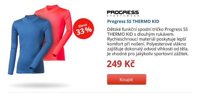 Progress SS THERMO KID