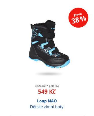 Zimní boty  Pro toulky MĚSTEM b1c1d81ebe