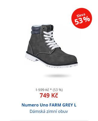 Numero Uno FARM GREY L