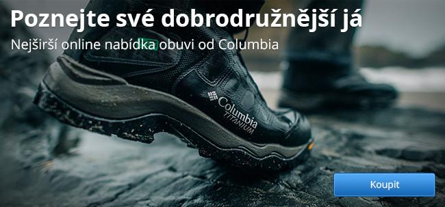 Columbia obuv