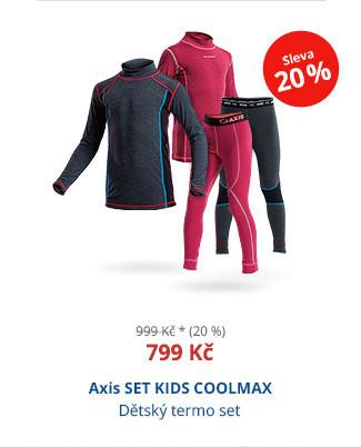 Axis SET KIDS COOLMAX