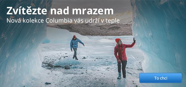 Nová zimní kolekce Columbia