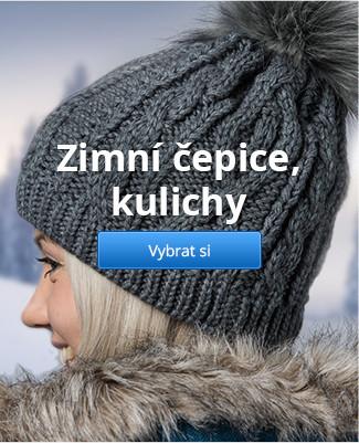 Zimní čepice, kulichy