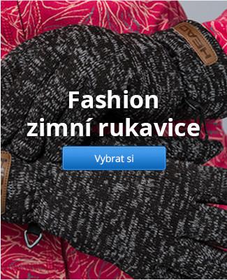 Fashion zimní rukavice