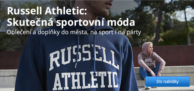 Russell Athletic: Skutečná sportovní móda