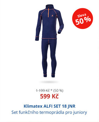 Klimatex ALFI SET 18 JNR
