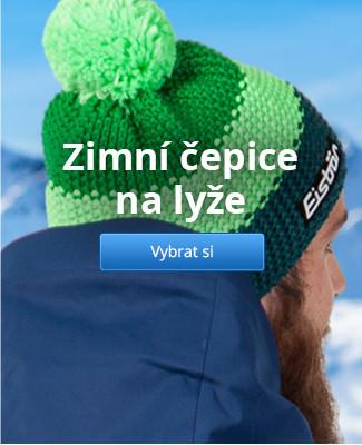 Zimní čepice na lyže
