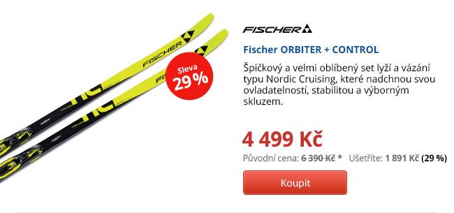 Fischer ORBITER + CONTROL