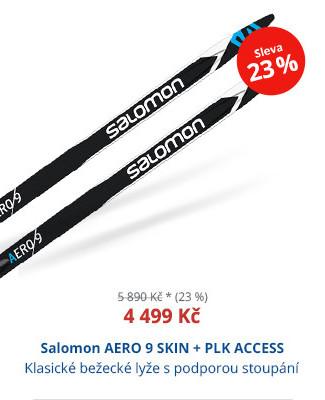 Salomon AERO 9 SKIN + PLK ACCESS