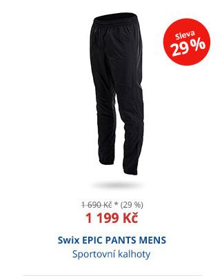 Swix EPIC PANTS MENS