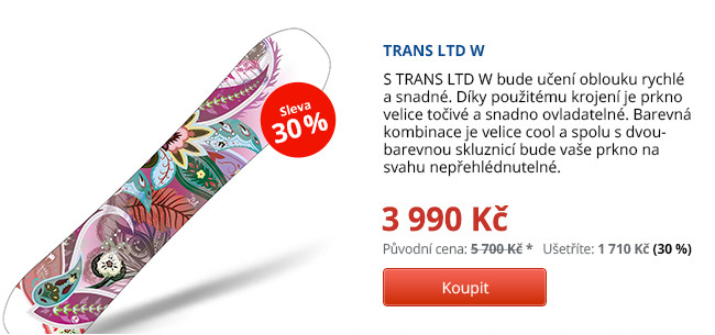 TRANS LTD W