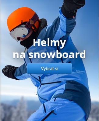 Helmy na snowboard