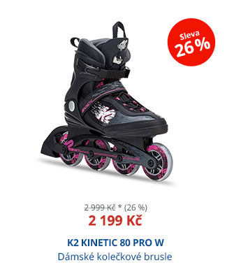 K2 KINETIC 80 PRO W