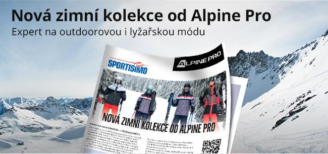 Nová zimní kolekce od Alpine Pro