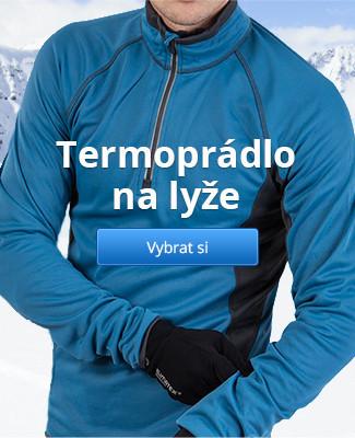 Termoprádlo na lyže