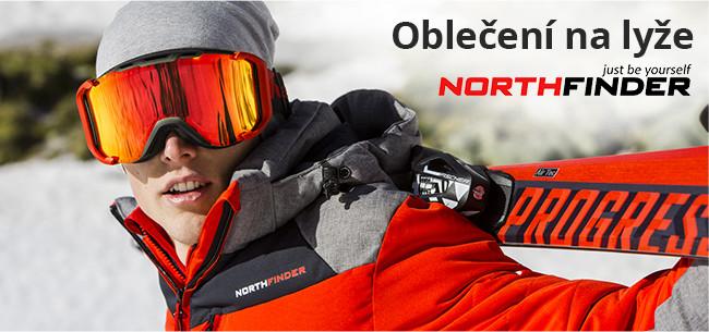 Oblečení na lyže značky Northfinder