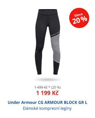 Under Armour CG ARMOUR BLOCK GR L