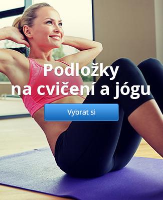 Podložky na cvičení a jógu