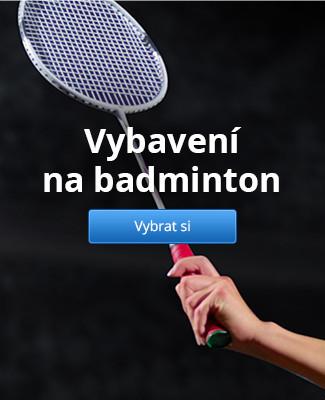 Vybavení na badminton