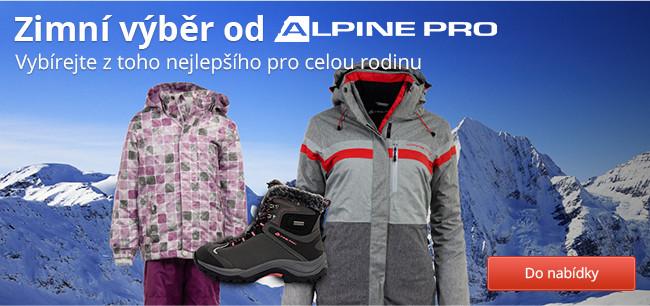 Zimní tipy od Alpine Pro
