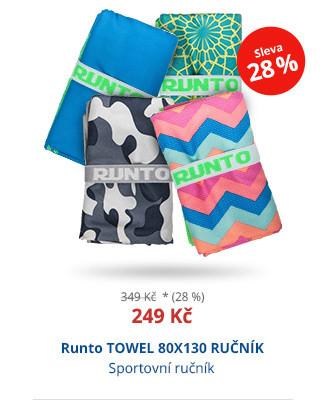 Runto TOWEL 80X130 RUČNÍK