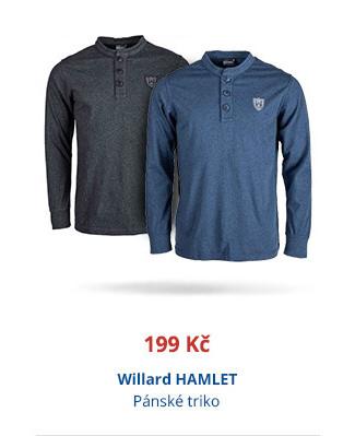 Willard HAMLET