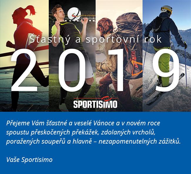 Štastný a sportovní rok 2019
