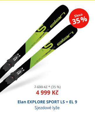 Elan EXPLORE SPORT LS + EL 9