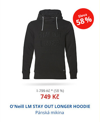 O'Neill LM STAY OUT LONGER HOODIE