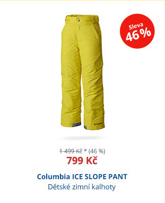 Columbia ICE SLOPE PANT