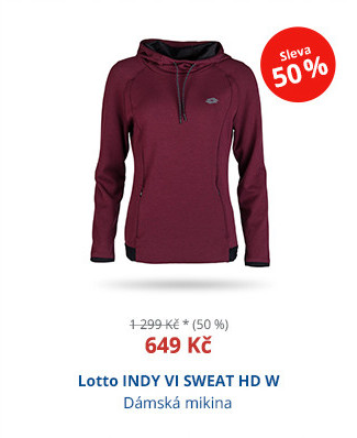 Lotto INDY VI SWEAT HD W