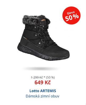 Lotto ARTEMIS