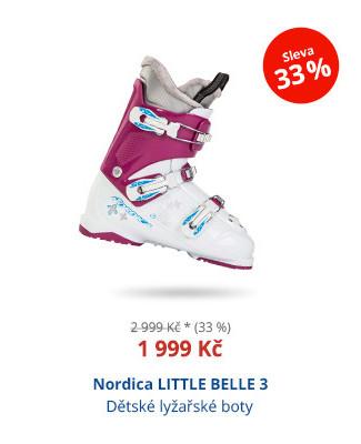 Nordica LITTLE BELLE 3