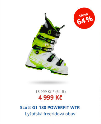 Scott G1130 POWERFIT WTR