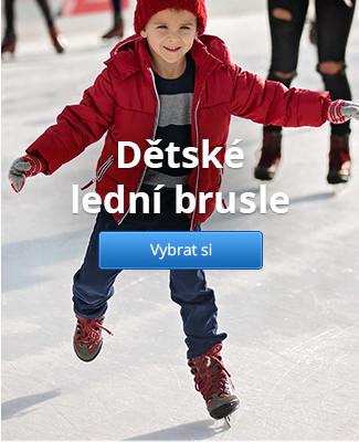 Dětské lední brusle