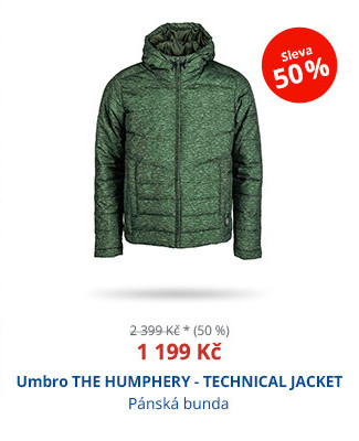 Umbro THE HUMPHERY - TECHNICAL JACKET