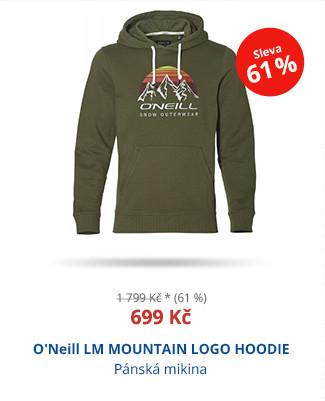 O'Neill LM MOUNTAIN LOGO HOODIE