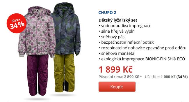 Alpine Pro CHUPO 2