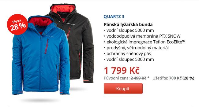 Alpine Pro QUARTZ 3