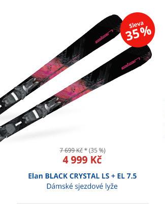 Elan BLACK CRYSTAL LS + EL 7.5