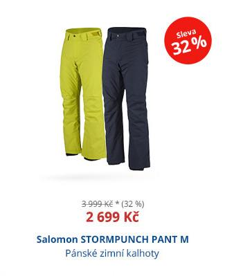 Salomon STORMPUNCH PANT M