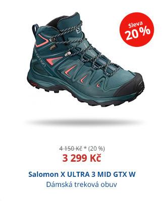 Salomon X ULTRA 3 MID GTX W