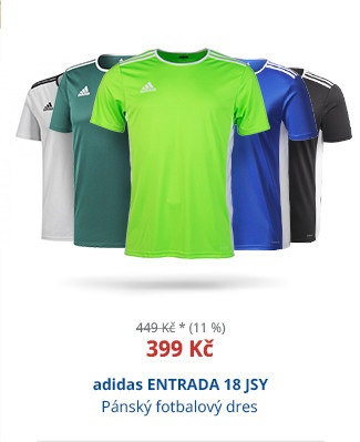 adidas ENTRADA 18 JSY