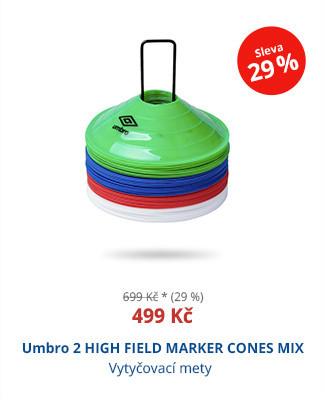 Umbro 2 HIGH FIELD MARKER CONES MIX