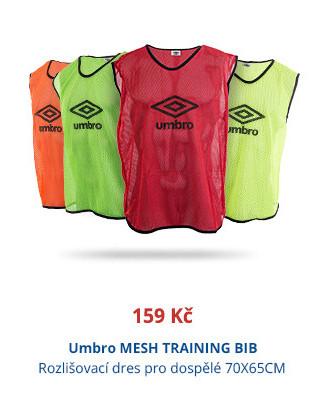 Umbro MESH TRAINING BIB - 70X65CM - Senior