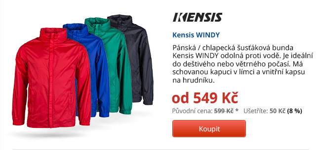 Kensis WINDY cena senior junior