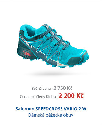 Salomon SPEEDCROSS VARIO 2 W