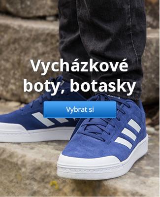 Vycházkové boty, botasky