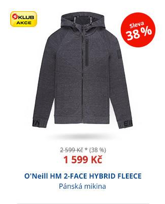 O'Neill HM 2-FACE HYBRID FLEECE